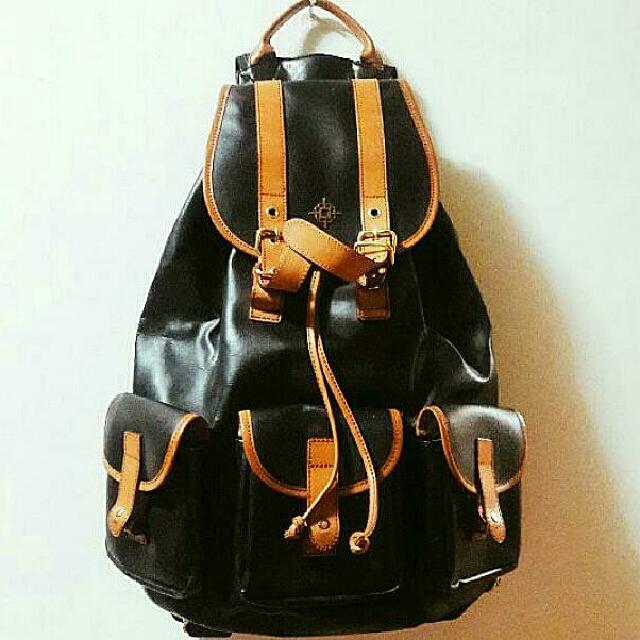 🎒Kinaz皮革包#我有後背包要賣