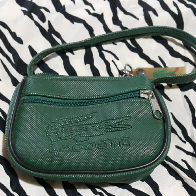 FREE Lacoste Coin Purse