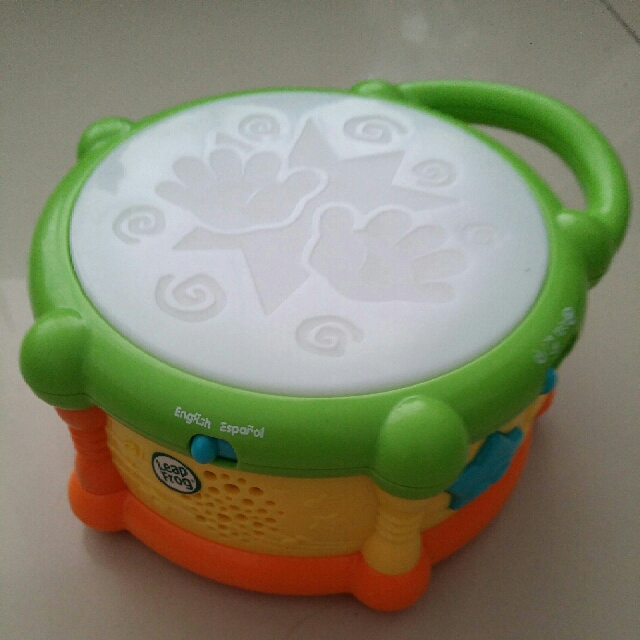 Leapfrong Mini Drum / Leap Frog