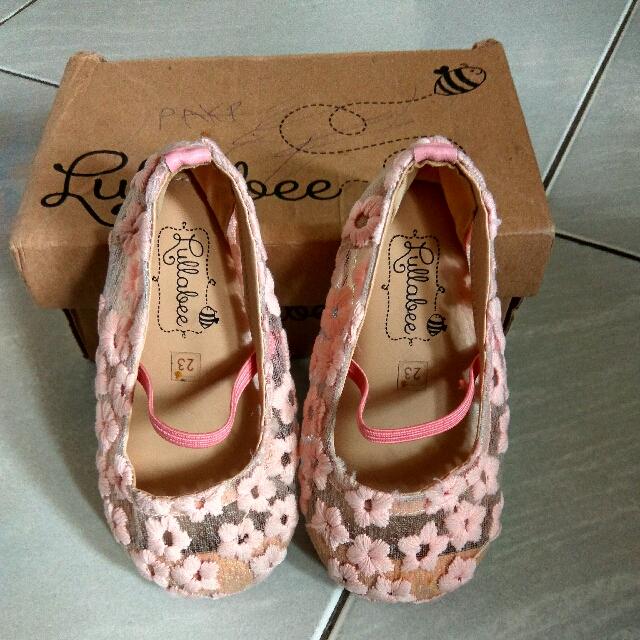 Lullabee Shoes Sz 23