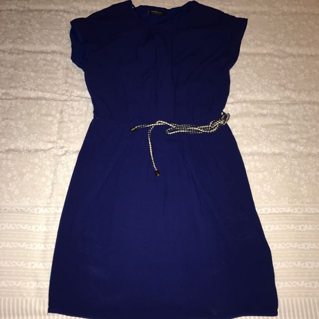 Mango Blue Dress size S