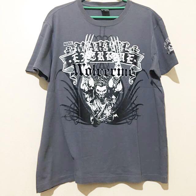 Marvel Shirt (samuel and kevin)