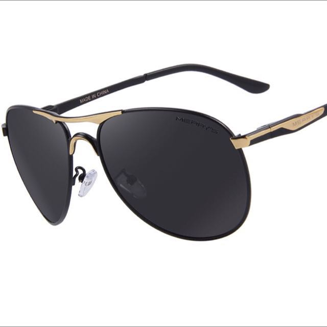 MERRY'S Men Aluminum Polarized