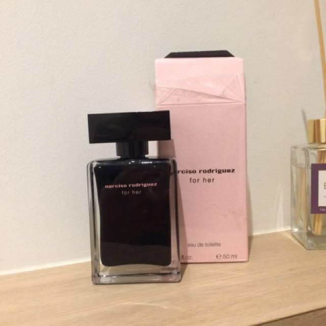 Narciso Rodrigues for her EDT