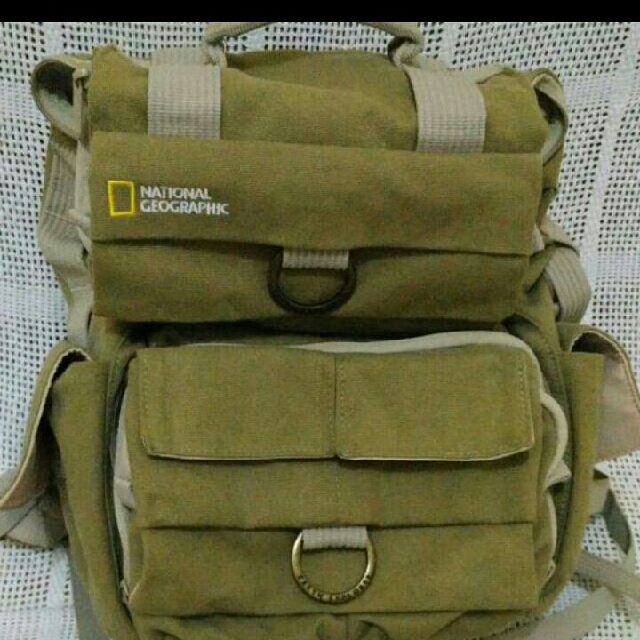 National Geographic NG 5158 small backpack