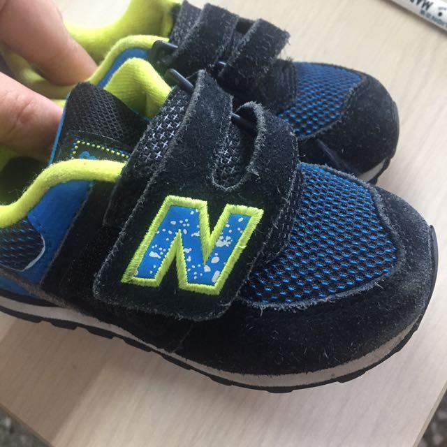 二手Nb男寶鞋