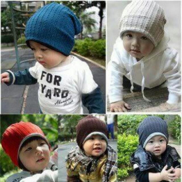New Topi Anak Mj #BabyFashionSale