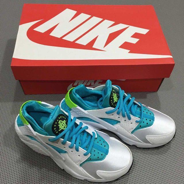 Nike Air Huarache Run 武士鞋 黑武士 運動鞋