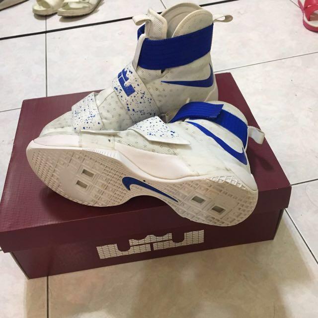 Nike LBJ soldier 10