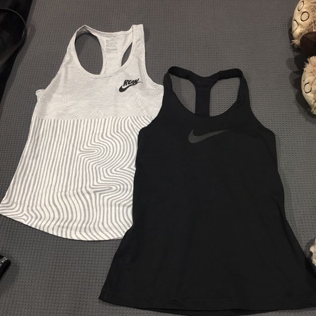 Nikes tops