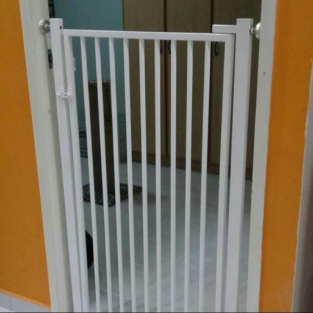 No Drill Extra Tall Safety Gate Pet Supplies On Carou