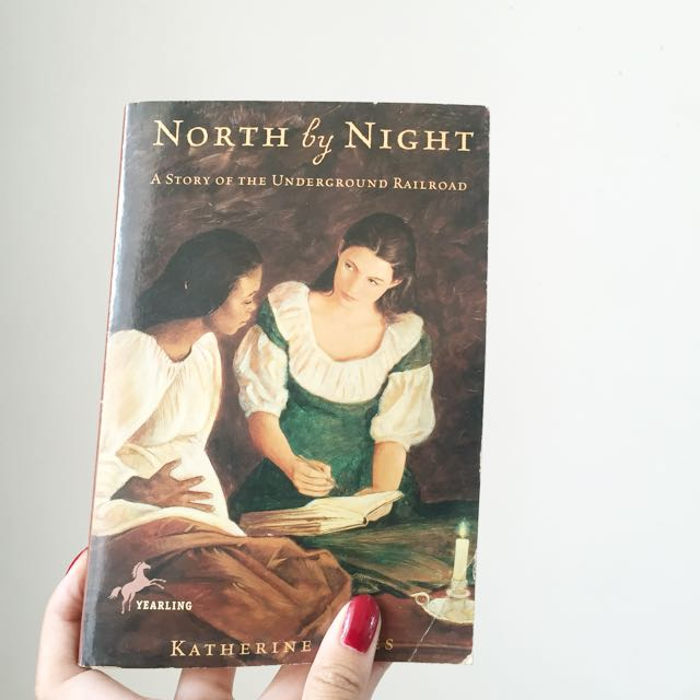 North by Night (by Katherine Ayres)