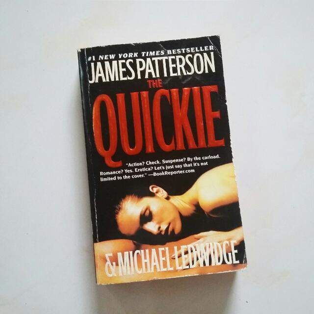 Novel By Patterson