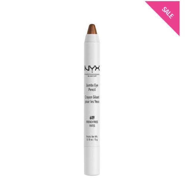 NYX Jumbo Eye Pencil Eyeshadow #FrenchFries