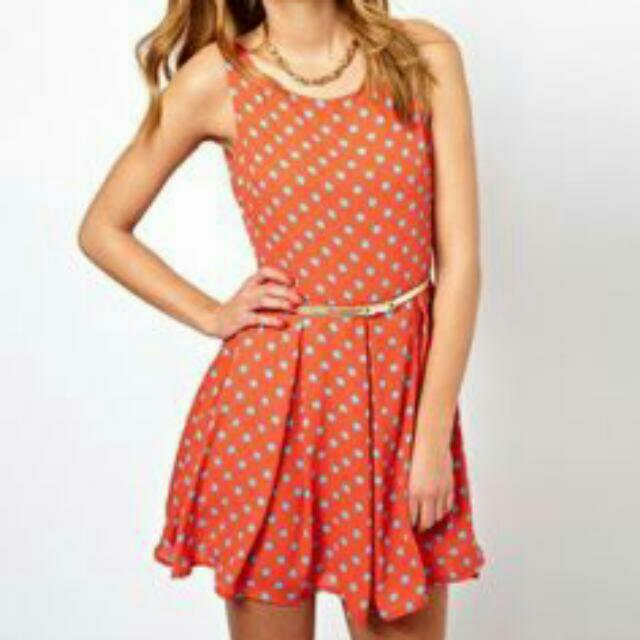 Orange Dress by Asos