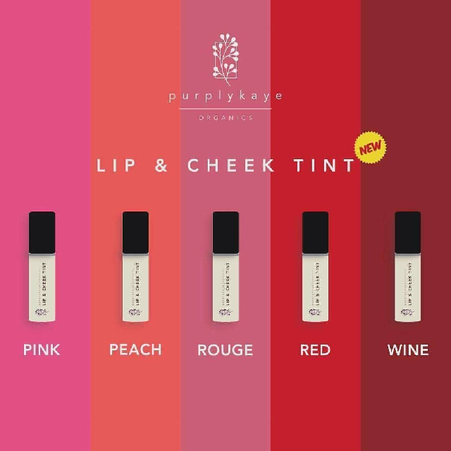 Organic Cheek and Lip Tint