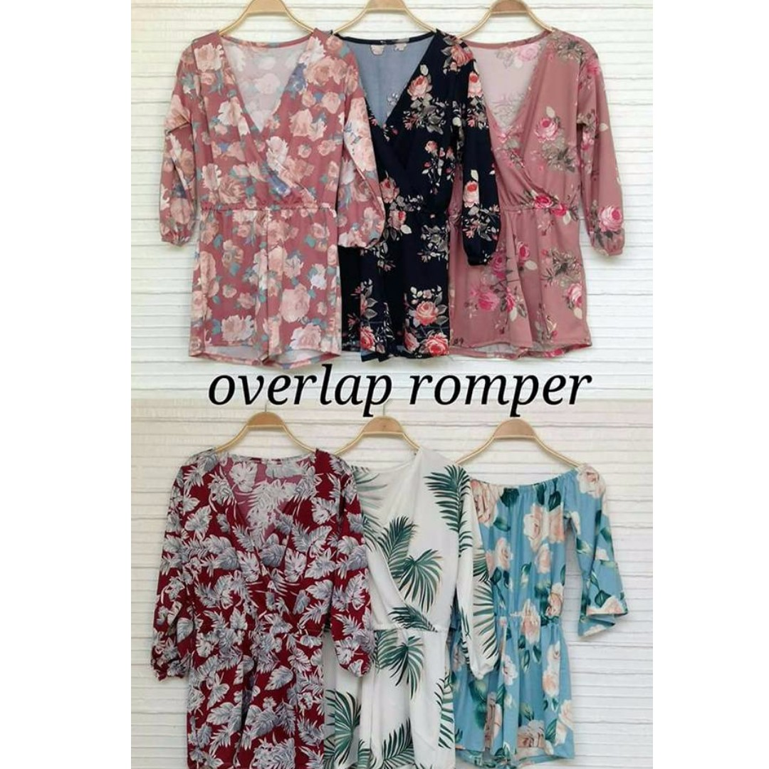 Overlay Romper