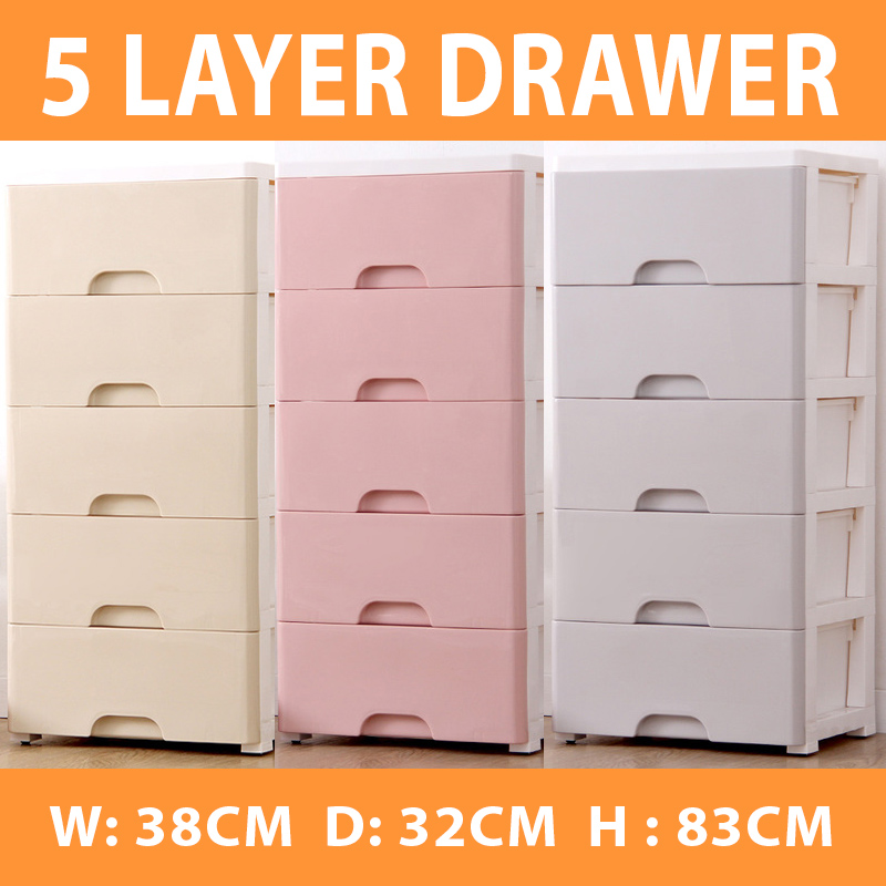 dp in home amazon nilkamal chest kitchen of drawers pink