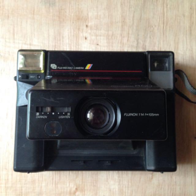 POLAROID Fujifilm Fotorama 850 Analog Fil