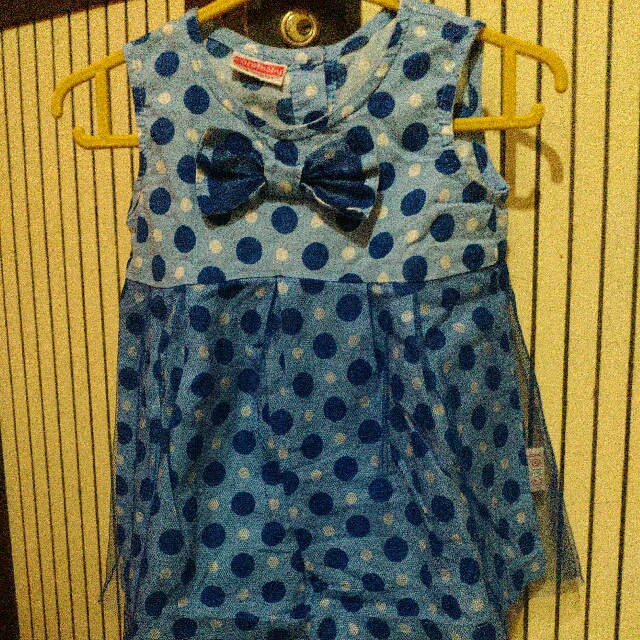 polkadot dress by Cool