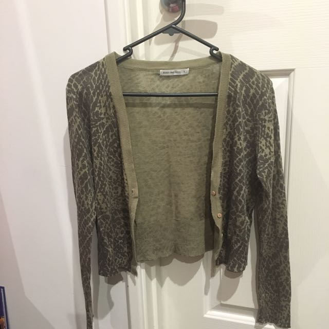 Preowned cardigan size S