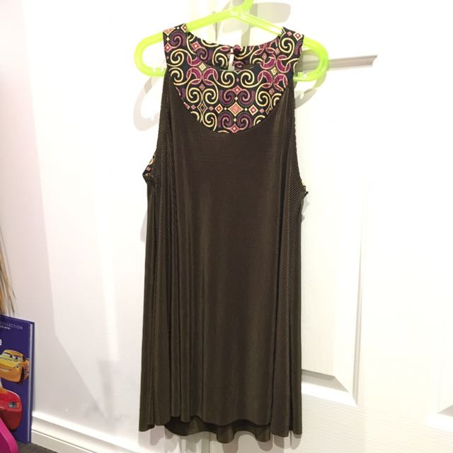 Preowned mini dress all size