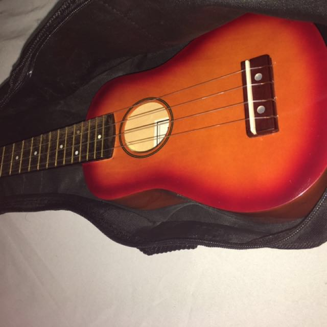 PRICE DROP: BRAND NEW UKULELE WITH CASE