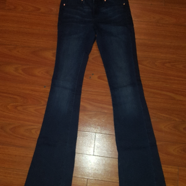 Rachel Roy bell jeans