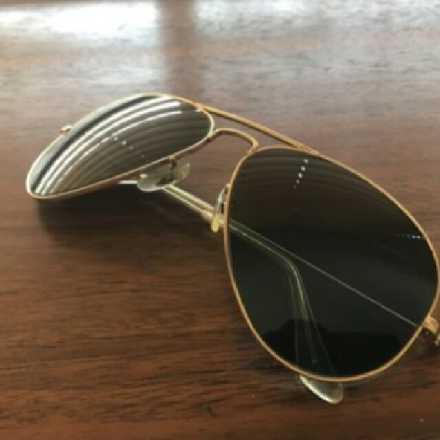 Rayban Aviator Gold Frame- Genuine