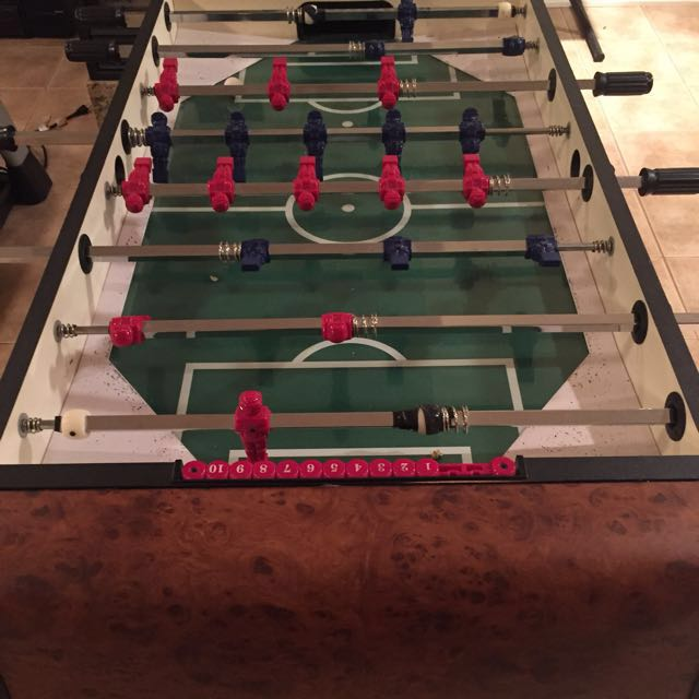 **REDUCED PRICE** Foosball Table