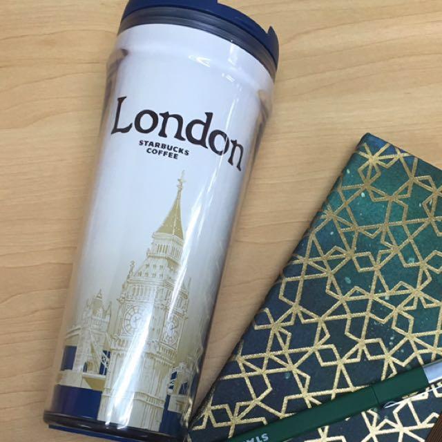 REPRICED!!! London Starbucks Tumbler