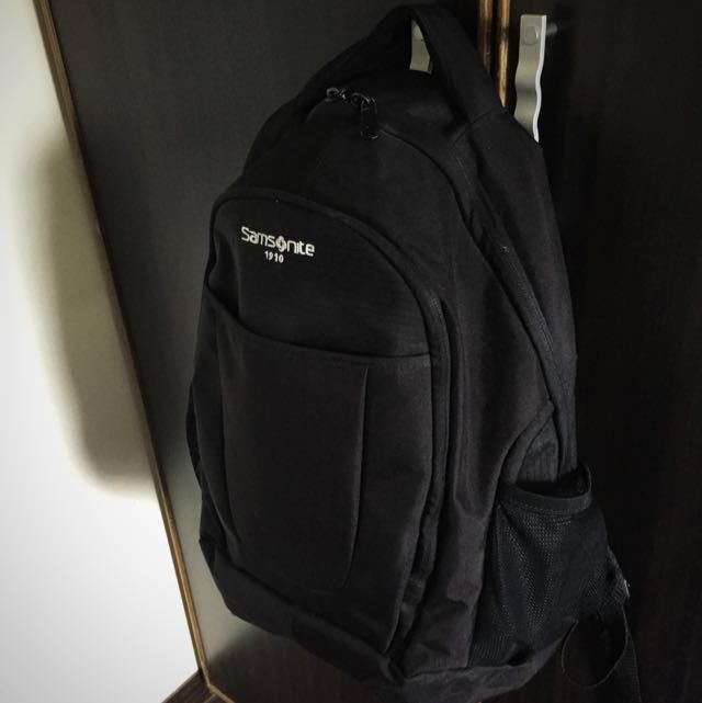 Samsonite 電腦後背包 #我有後背包要賣