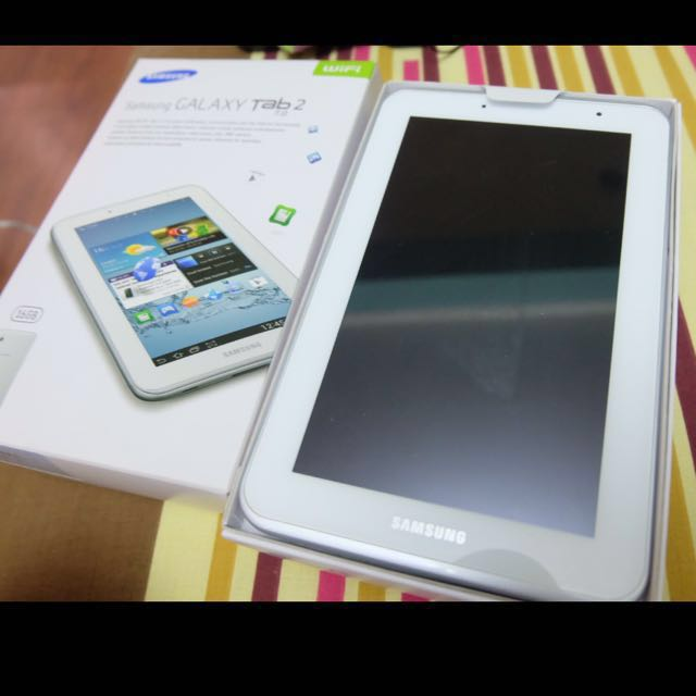 Samsung Galaxy tab2 wifi only