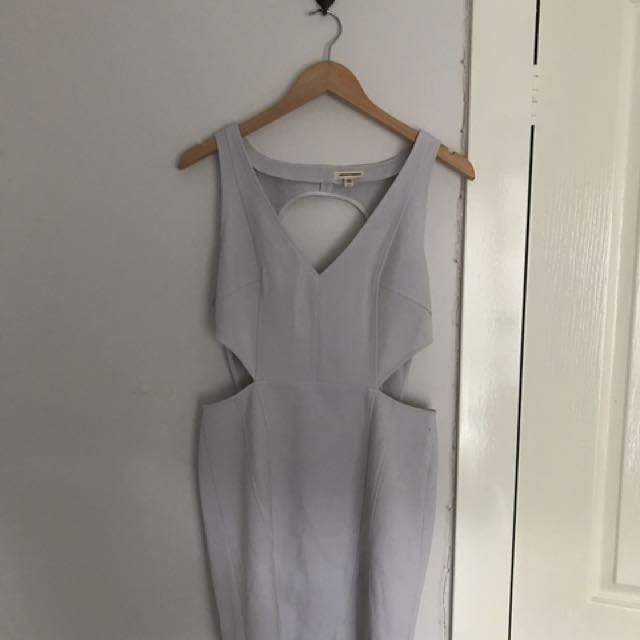 Silence and noise Size 10 dress
