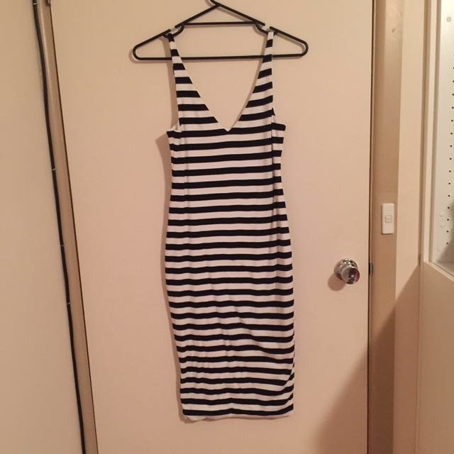 Stripy Kookai Dress