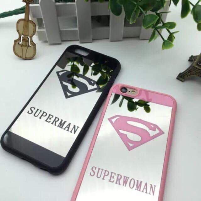 SUPERMAN | SUPERWOMAN WOMAN CASE