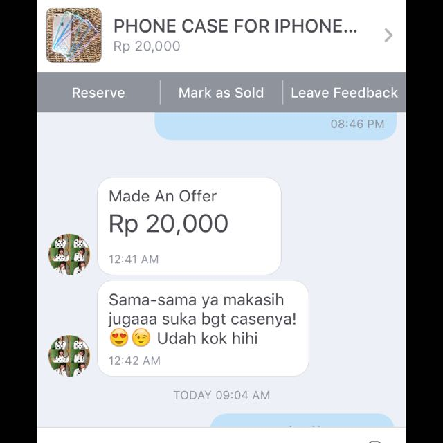TESTI CASE IPHONE 6/6s