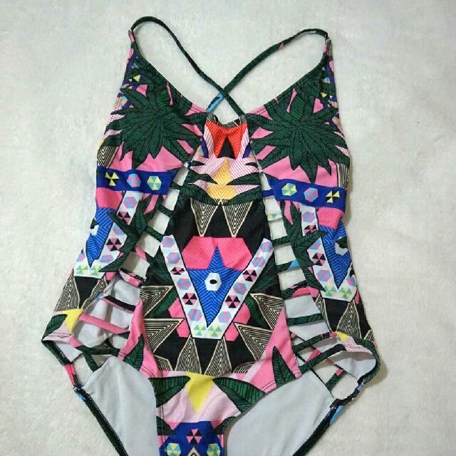 Tropical Sexy Monokini