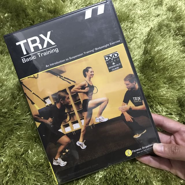 TRX Basic Training CD