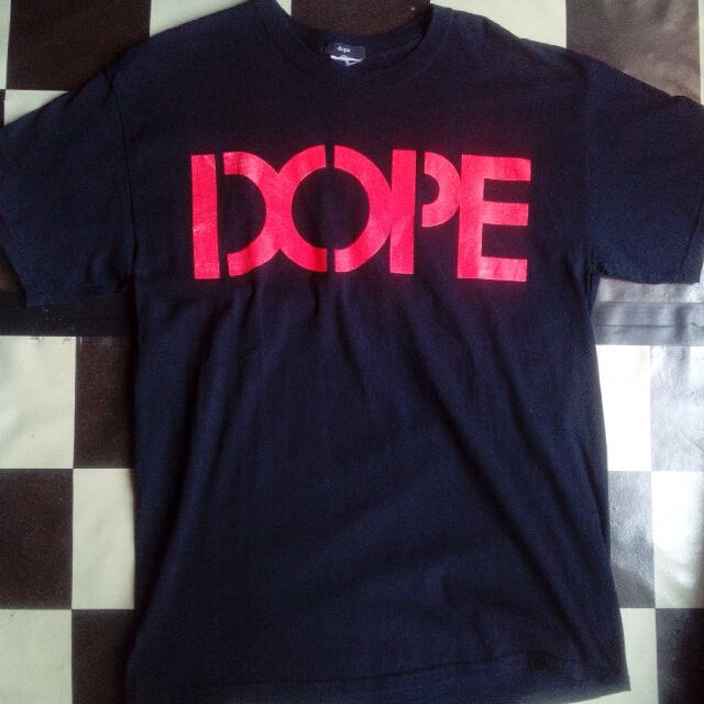 Tshirt Dope Original