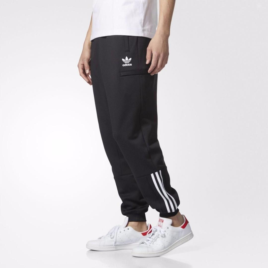 【吉米.tw】Adidas Utility Sweat Pant 愛迪達  ORIGINAL三葉草 運動褲 BS4545
