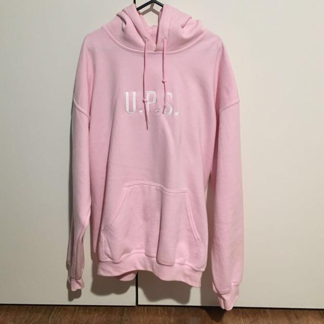 U.P.S. Pink Hoodie