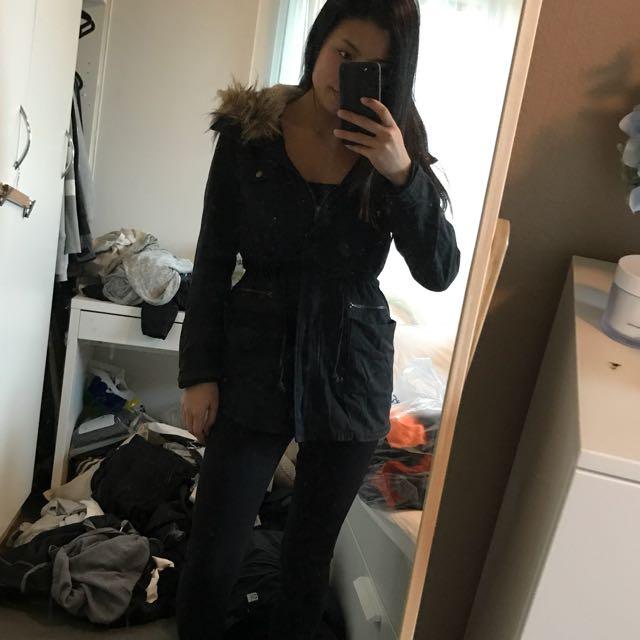 Warm Parka Jacket
