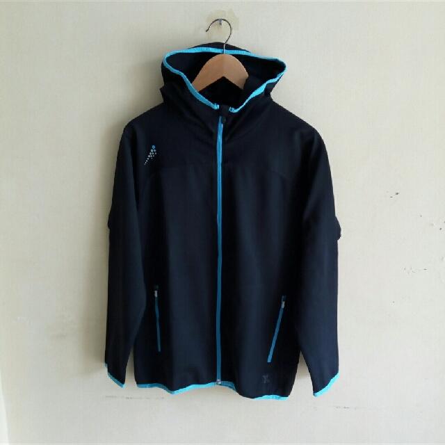 X United Zip Hoodie Jacket