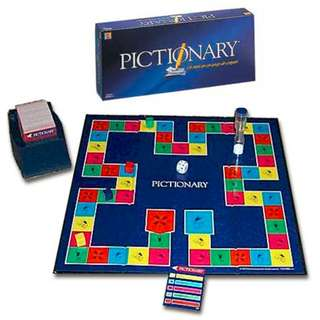 Pictionary (blue)