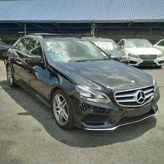 2012 Mercedes E250 2.0 A Recon Japan Spec