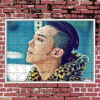 Clearance‼️Big Bang G-dragon Puzzle
