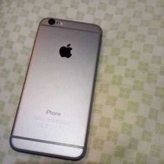 iPhone 6 MY set 64GB Space Grey