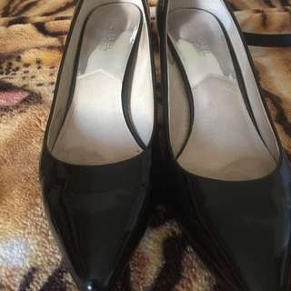 Michael Kors black shoes