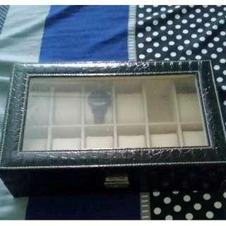Stylish Watch Box 10 Slots